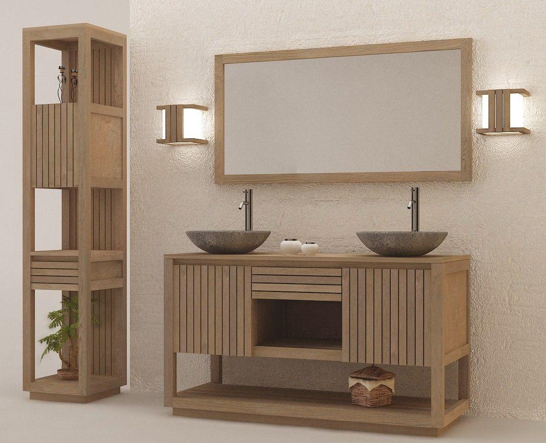 14++ Salle de bain meuble marron ideas in 2021