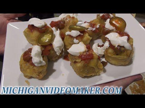 How to cook deep fried taco mac & cheese bites recipe
