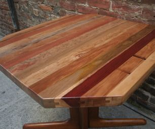 How To Make A Reclaimed Tongue Groove Table Top Furniture To