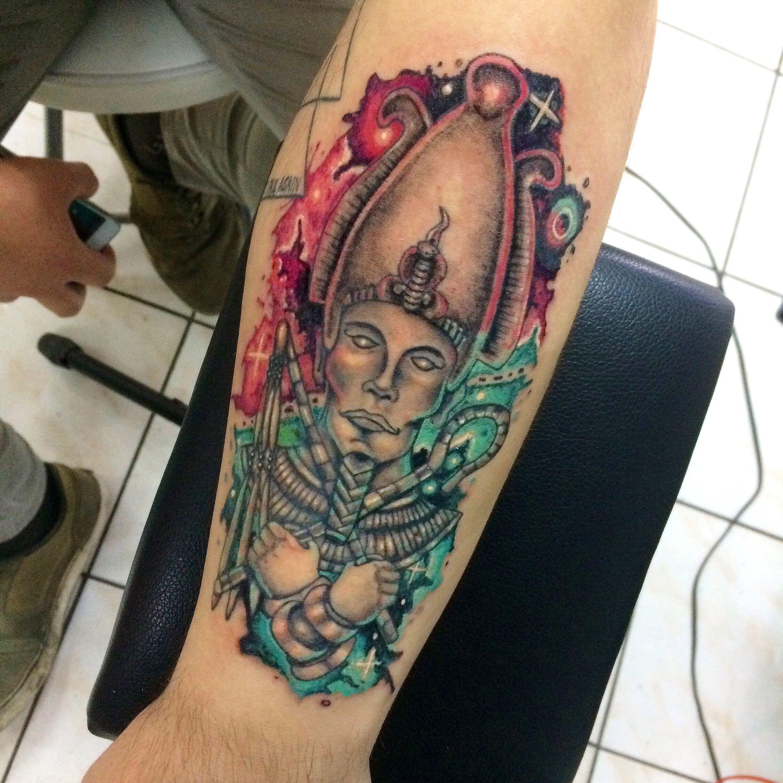 Born of osiris tattoos