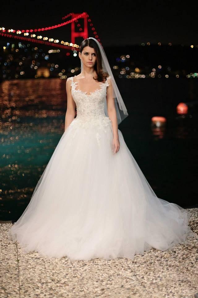688351436ff9f Beren Saat Intikam | gelinlik | Wedding dresses, Wedding ve Dresses