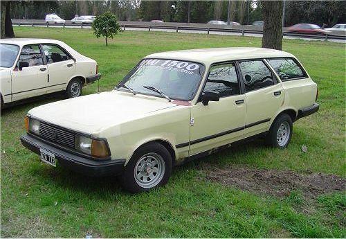 VW 1500 Rural Argentina
