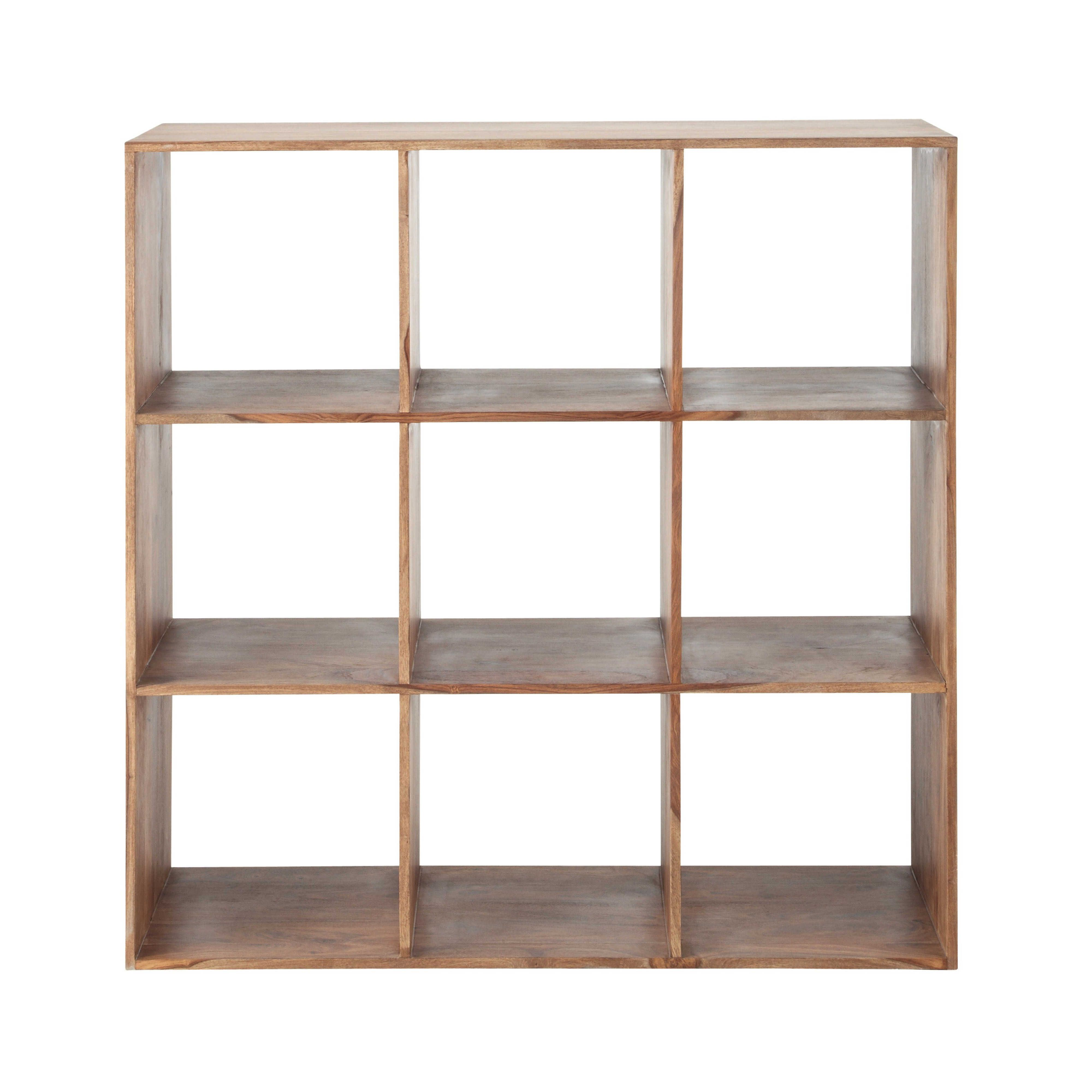 Biblioteche e scrivanie casa scaffali legno e arredamento for Scaffali arredo
