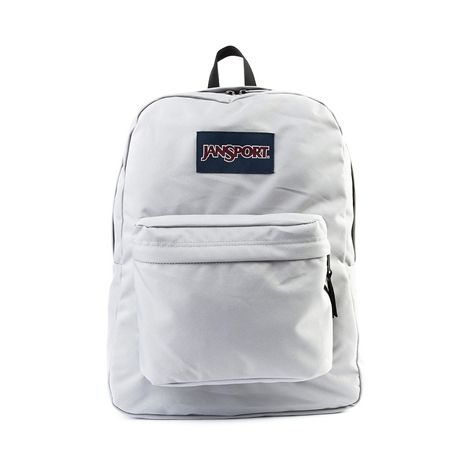 Shop for JanSport Superbreak Backpack in Light Gray at Journeys ...