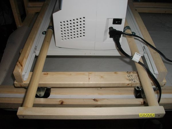 tut for quilting frame | Quilting | Pinterest | Quilting frames ... : homemade quilting frame - Adamdwight.com