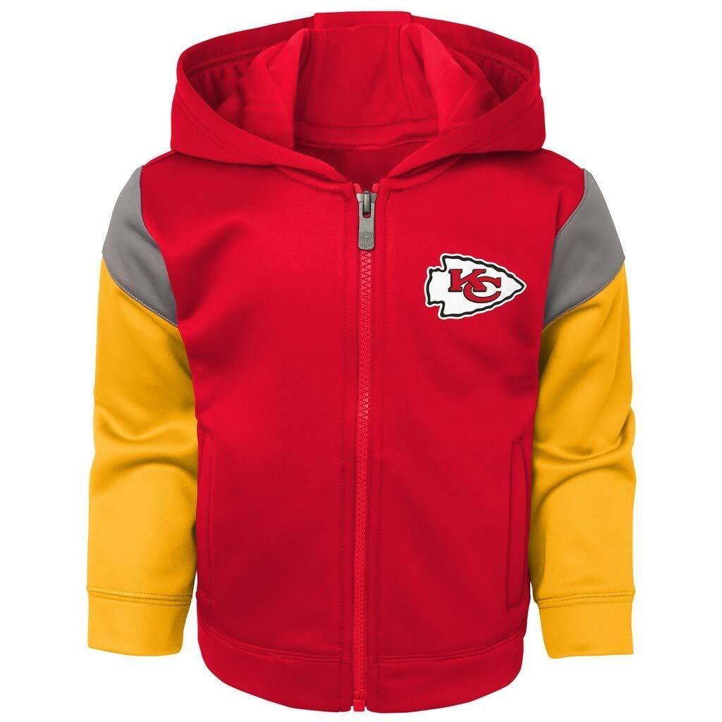 Outerstuff NFL Youth//Kids Carolina Panthers Performance Fleece Sweatshirt