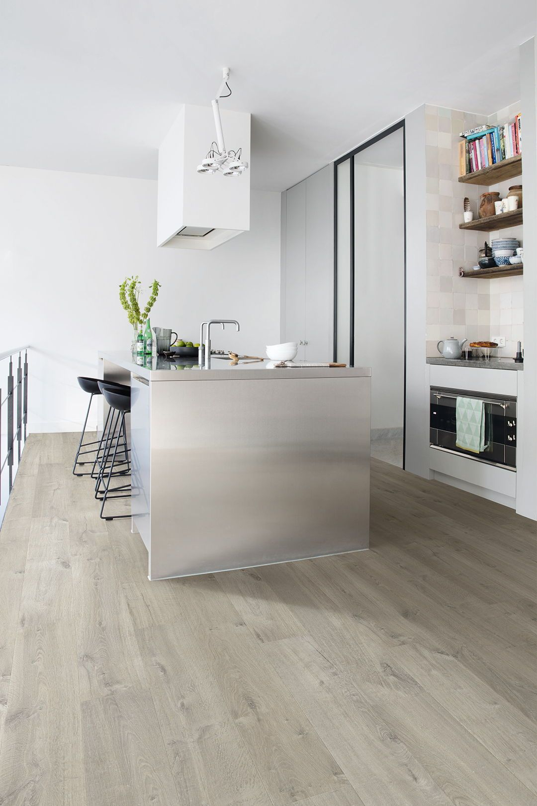 How To Choose The Perfect Kitchen Flooring Inexpensive Flooring
