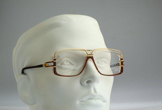 6d841158f2 Cazal Mod 640 Col 604 West Germany   NOS   80S Vintage sunglasses    Glamorous designer eyeglasses