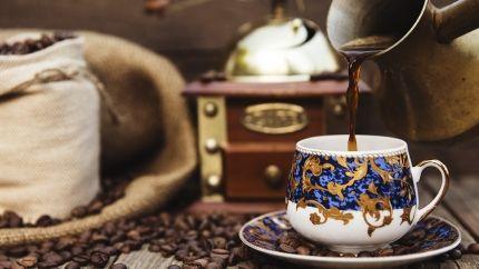 عمل القهوة العربية Recipe Arabic Coffee Coffee Cups Coffee