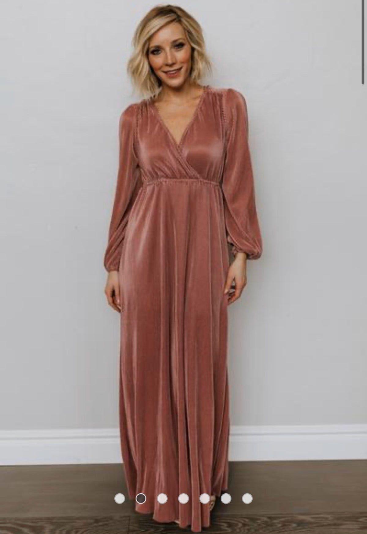 Beautiful Balticborn Dress Bnwt Long Sleeve Flowy Dresses Maxi Dress Dresses [ 1747 x 1200 Pixel ]