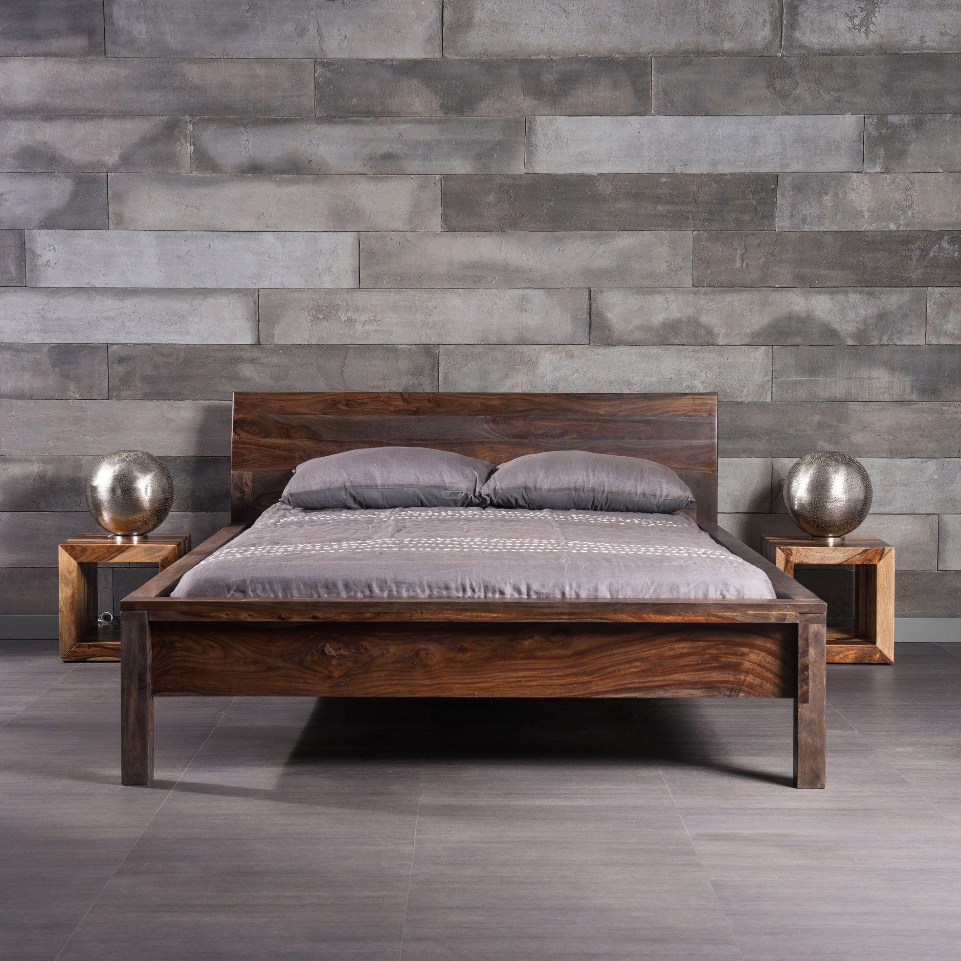 Tete De Lit Porte De Grange lit bella en bois de rose | mobilier de chambre, mobilier de
