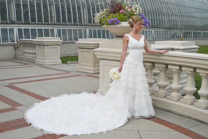 Custom gown by JenMar Creations. jenmarcreationsmn.com | Bridal ...
