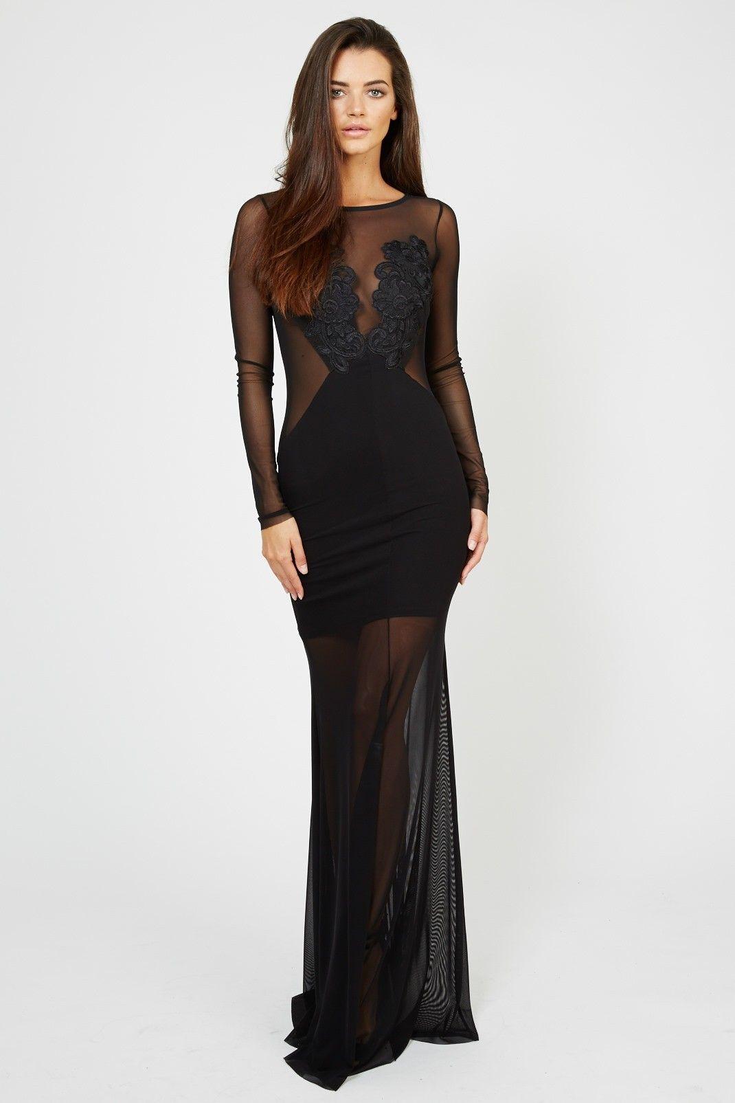 17 best images about Black Maxi Dress on Pinterest | Best style ...