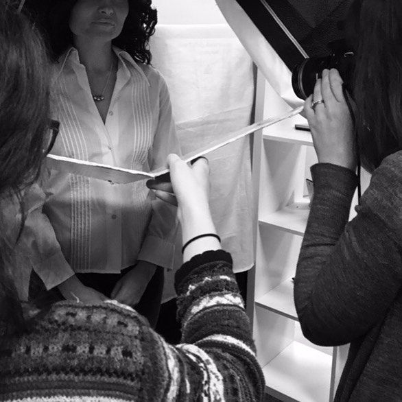 Sneak peek! How many people does it take to get the perfect jewellery shot? 3! Ta, da! #jewellery #mothersday