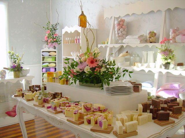 un rinconcito de mi casa convertido en mi gran negocio de venta de jabones artesanales by Kilea