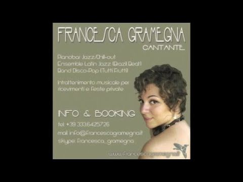 LOUNGE/LATIN/CHILL OUT_MIX(1h) FRANCESCA GRAMEGNA LIVE (+playlist)
