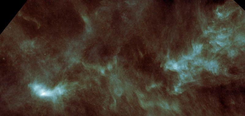Herschel, el fotógrafo de la cara fría del universo   Materia