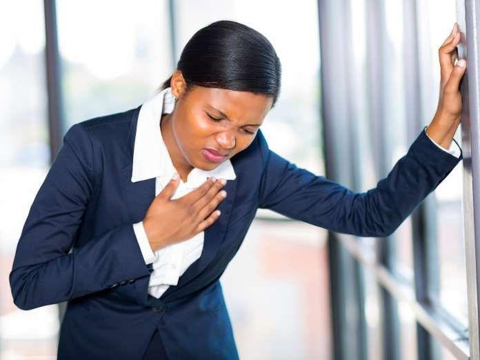 Em alguns casos, a fibromialgia pode causar problemas do coração. Por exemplo, algumas pessoas com a... - Shutterstock