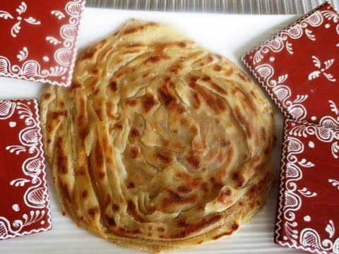 laccha paratha is a soft flaky crumbly flatbread made from unleavened all purpose flour whole on hebbar s kitchen recipes laccha paratha id=97539
