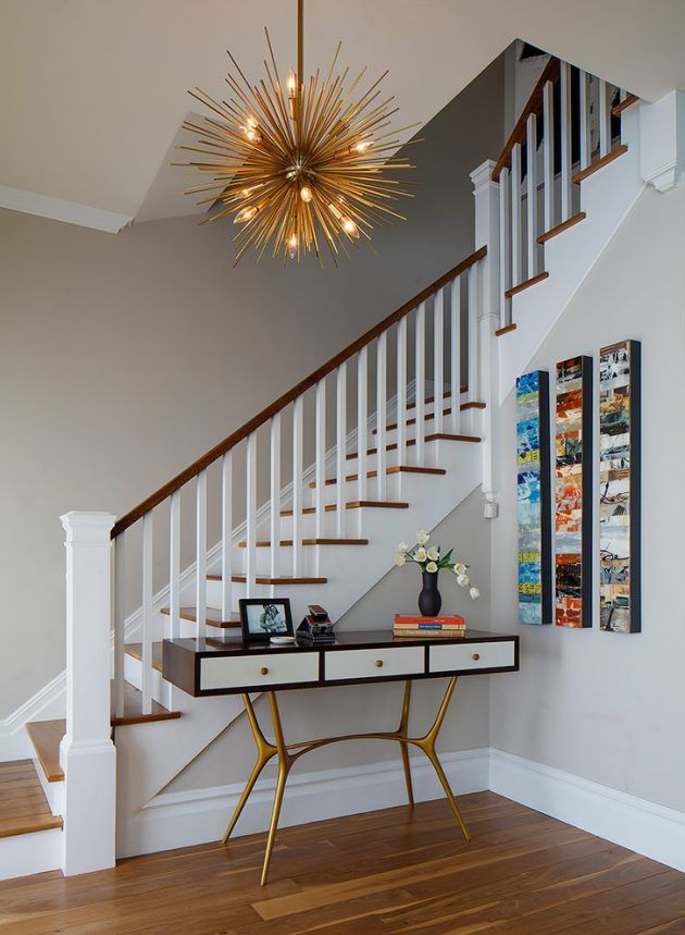 Best 18 Graceful Transitional Staircase Designs Your Home Longs 400 x 300