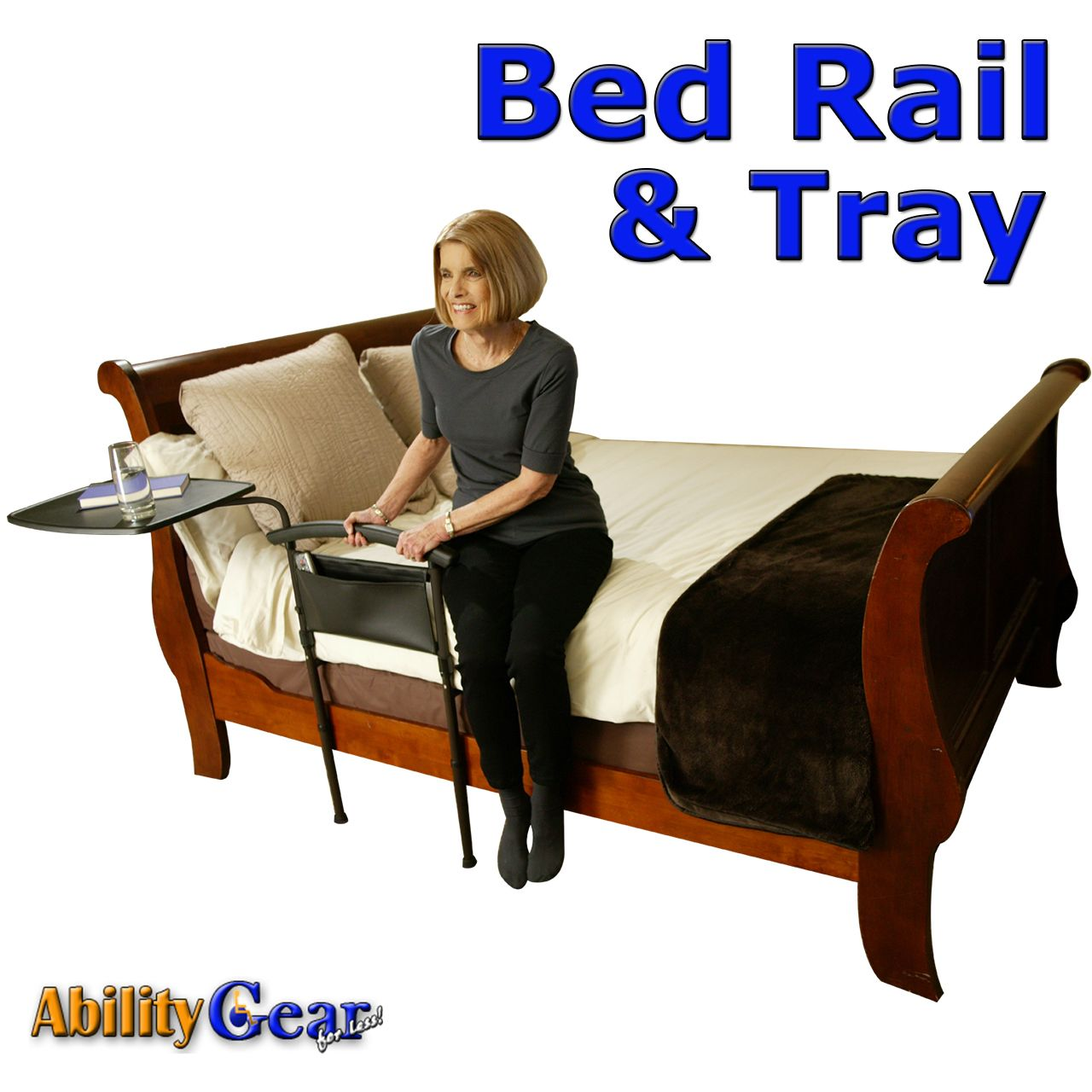 Pin by on Home Safety Bed table