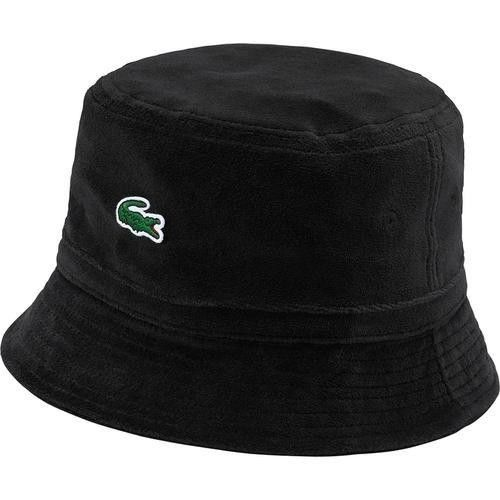 a688f1e22cdf9 eBay  Sponsored LACOSTE X SUPREME MEN S VELVET BUCKET HAT Deadstock100%  Authentic