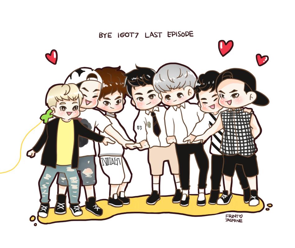 BYE BYE IGOT7 #IGOT7memory pic.twitter.com/lGNzWDvT6U