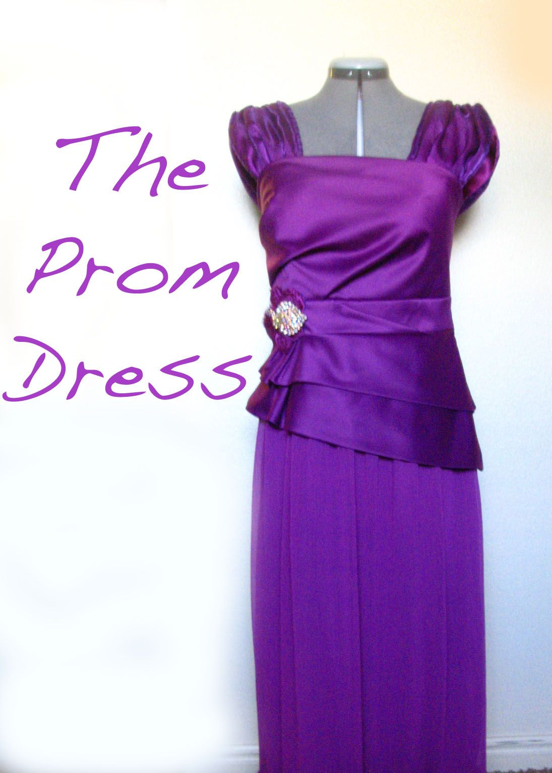 Shwin: The Prom Dress (a mini tutorial) | Sew WHAT? | Pinterest ...