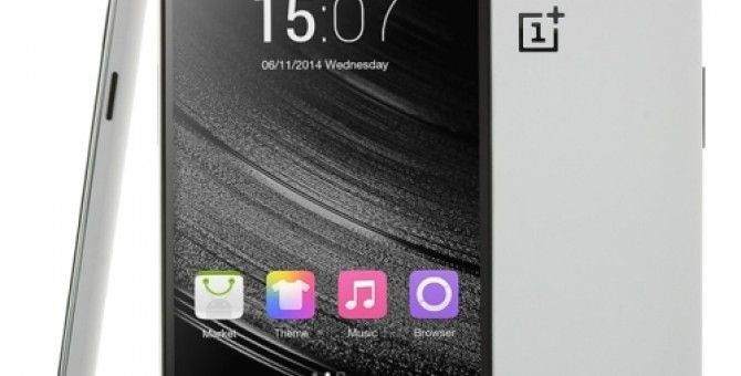 OnePlus One 64GB White, 5.5 inch 4G Android 4.4 4g LTE phone