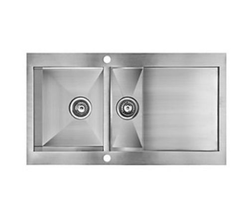 Cooke And Lewis Kitchen Sinks Cooke lewis unik 15 bowl satin stainless steel sink with cooke lewis unik 15 bowl satin stainless steel sink with reversible drainer workwithnaturefo