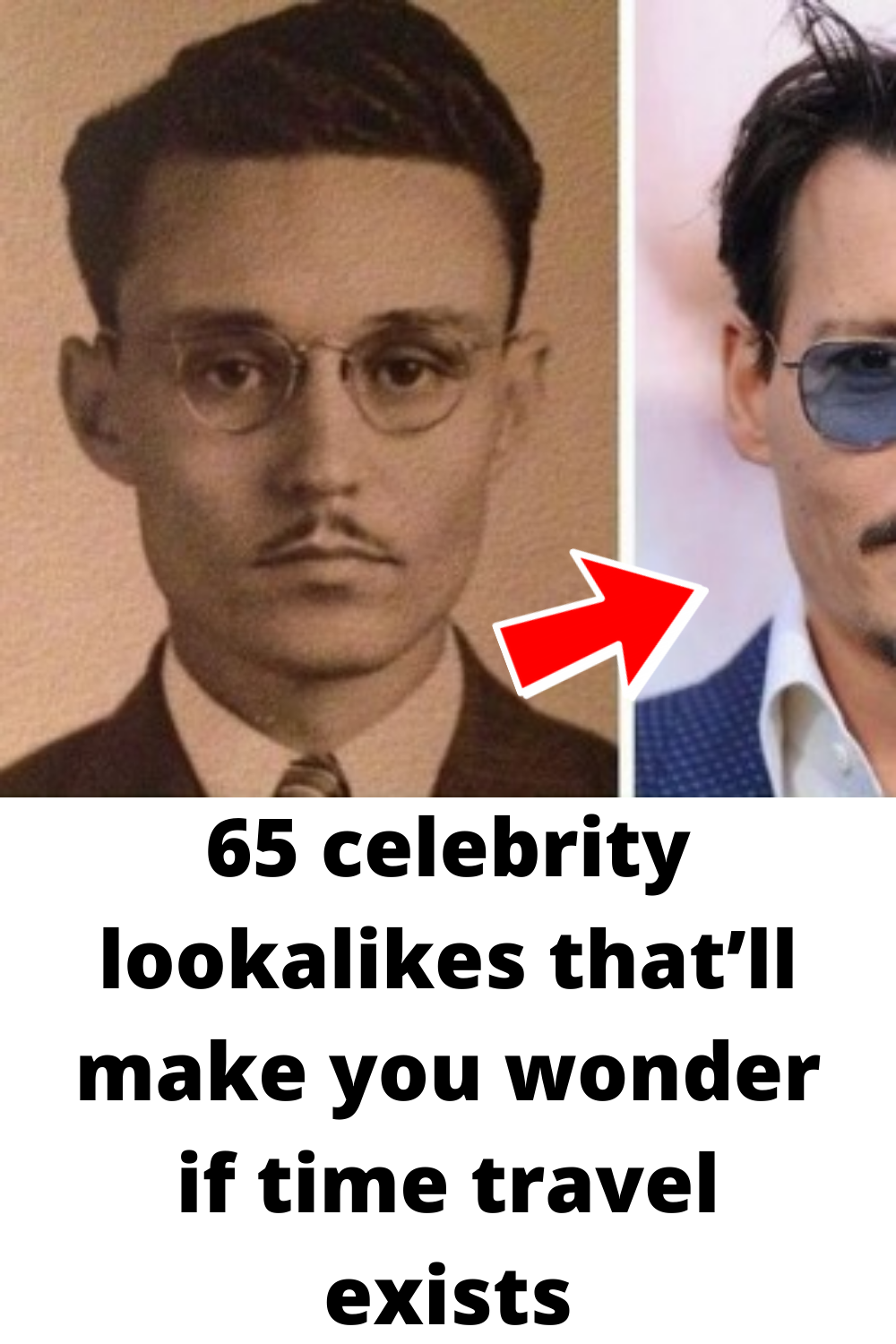 65 Celebrity Lookalikes That Ll Make You Wonder If Time Travel Exists In 2020 Celebrities Funny Best Joker Quotes Celebrities