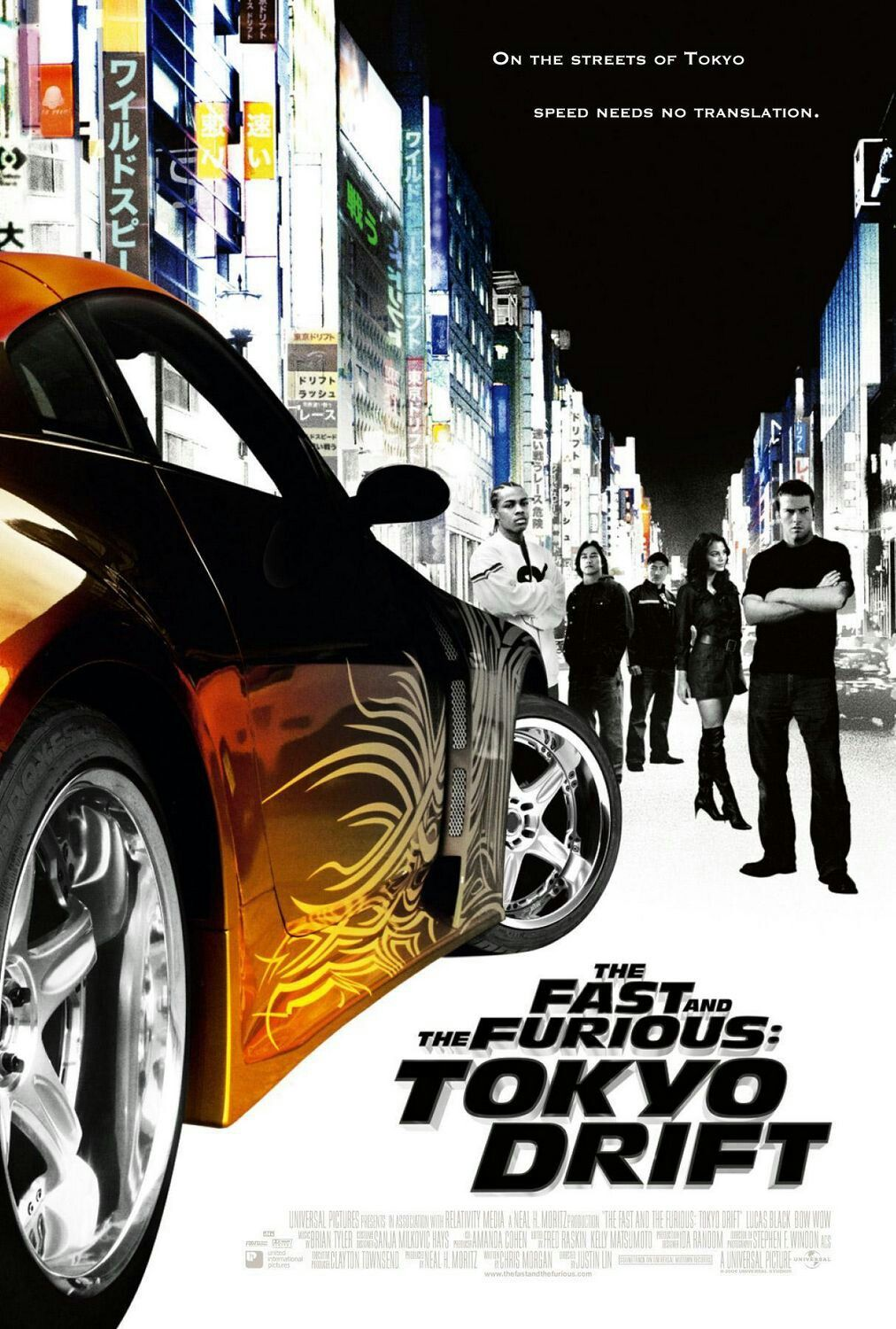 The Fast And The Furious, Tokyo Drift ( Volume 3 )