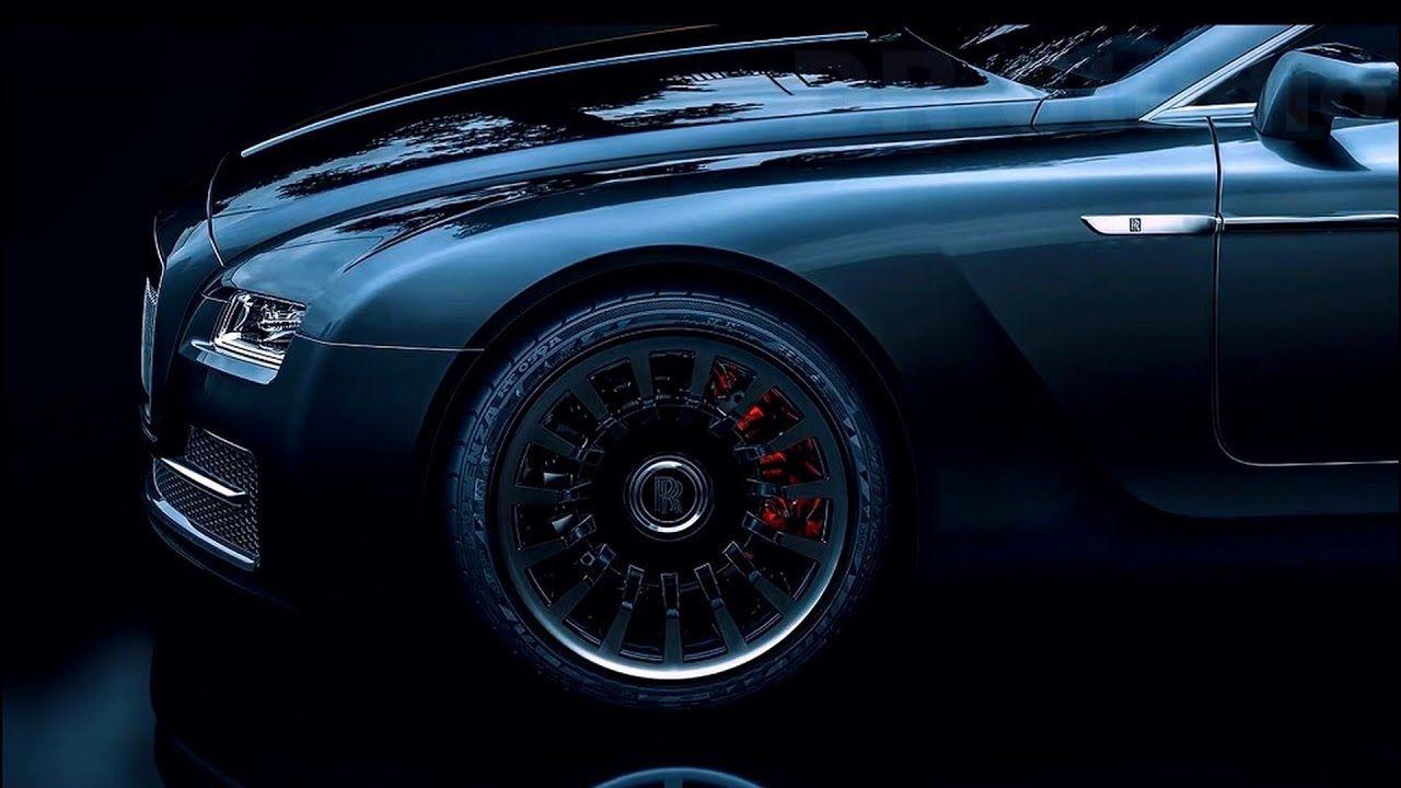 2020 Rolls Royce Wraith Hybrid car, New luxury cars