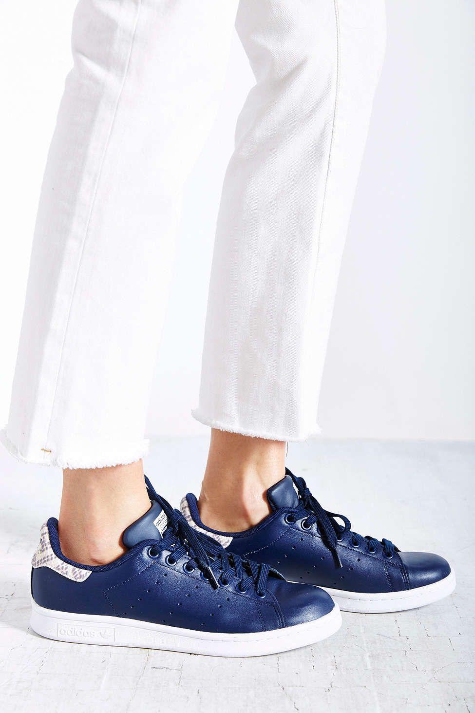 Adidas Originals Stan Smith serpiente zapatilla Siq zapatos Pinterest