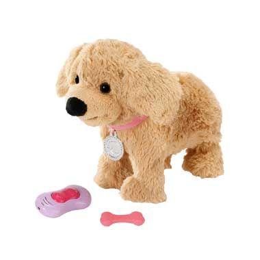 BABY born knuffelhond Andy  Word het baasje van BABY born knuffelhond Andy. Dit lieve diertje eet blaft doet zijn behoefte vraagt om jouw aandacht en nog veel meer. Net als een echte hond!  EUR 44.99  Meer informatie