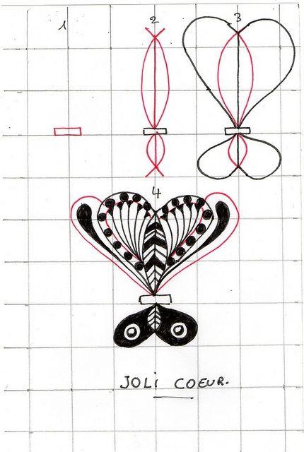 zentangle doodles-zens