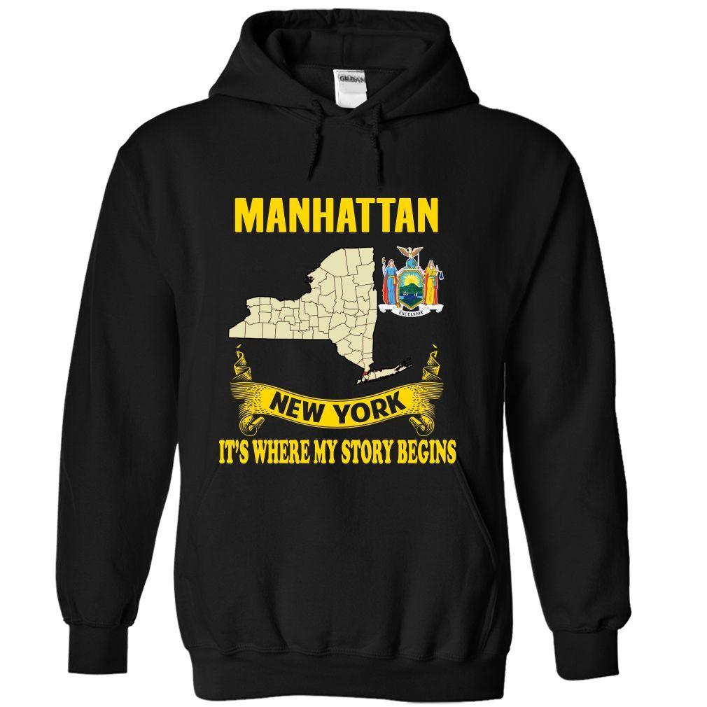 Manhattan - Its where my story begins!