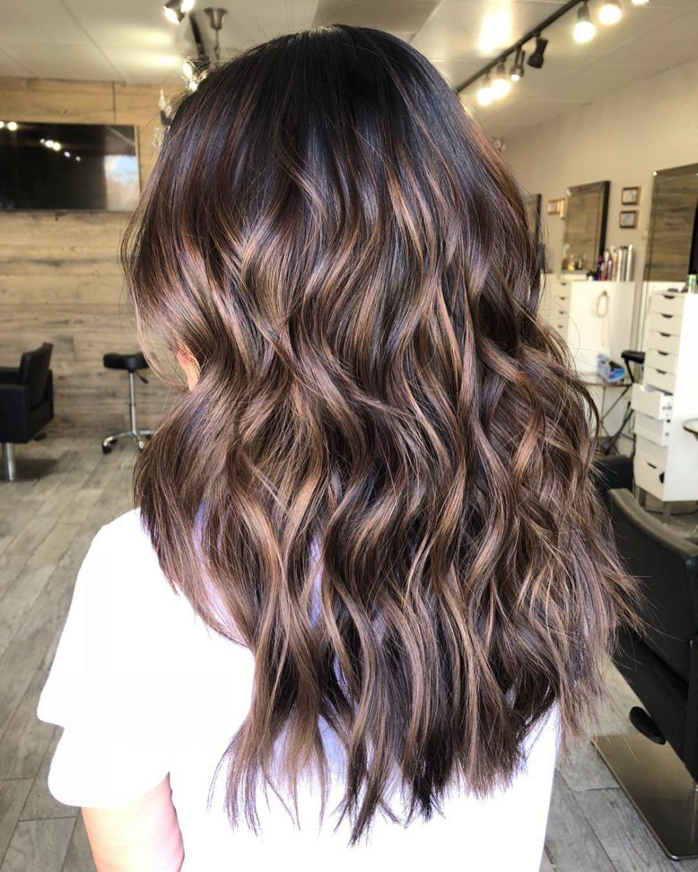 29 Lowlights You Have To See Before Your Next Color Brown Blonde Hair Blonde Hair Color Brown Hair With Highlights