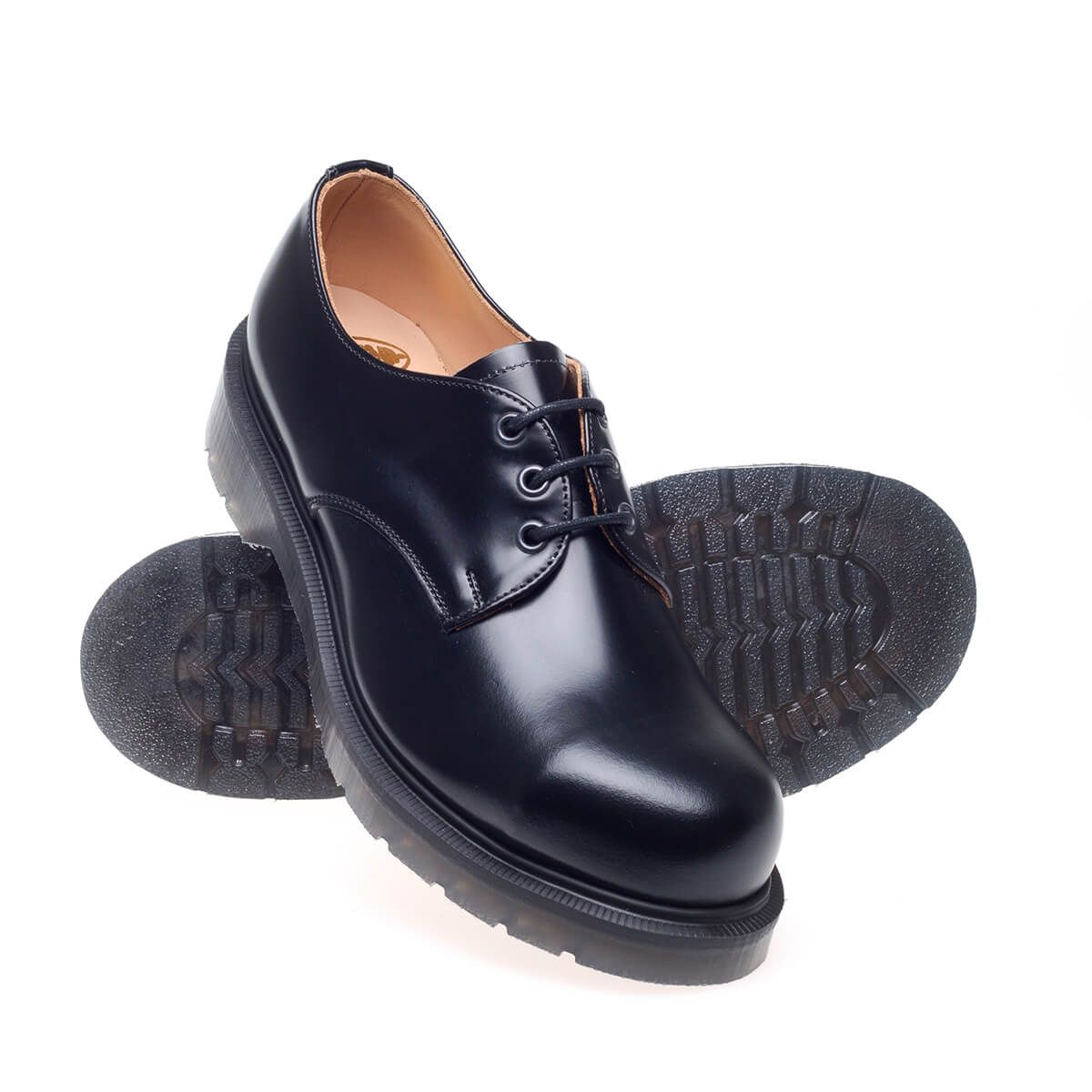 Highlander' Steel Toe Cap Gibson Shoe