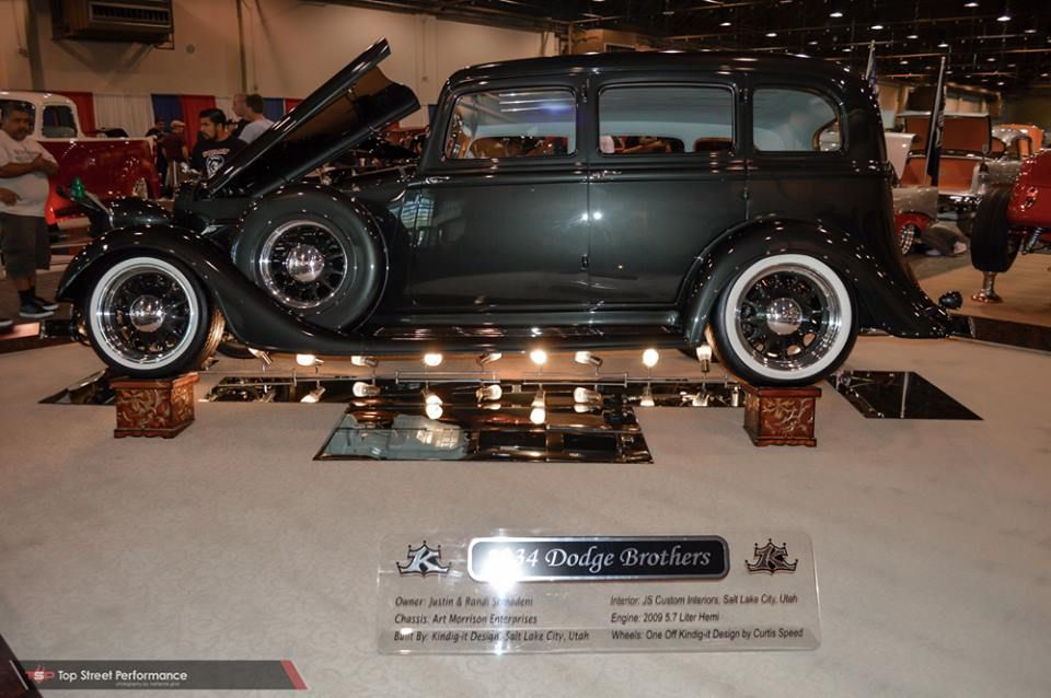 Check Out This Beautiful Award Winning 1934 Dodge By Kindig It Design From The Grand National Roadster Show On Sunday Street Performance Dodge Grand National