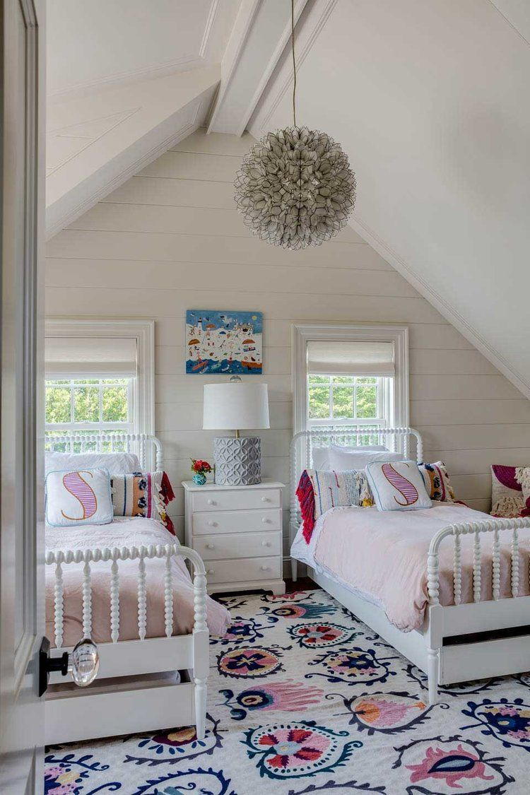 This New England Home Is The Poster Child For Coastal Chic