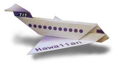Top 16 des plus beaux avions en papier à faire voler un dimanche pluvieux