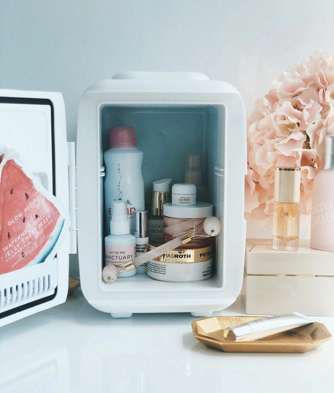 Mini skincare/makeup fridge LuxuryFragrance Skin care