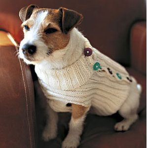 Miss Julias Vintage Knit & Crochet Patterns: Free Patterns - 20+ Dog...