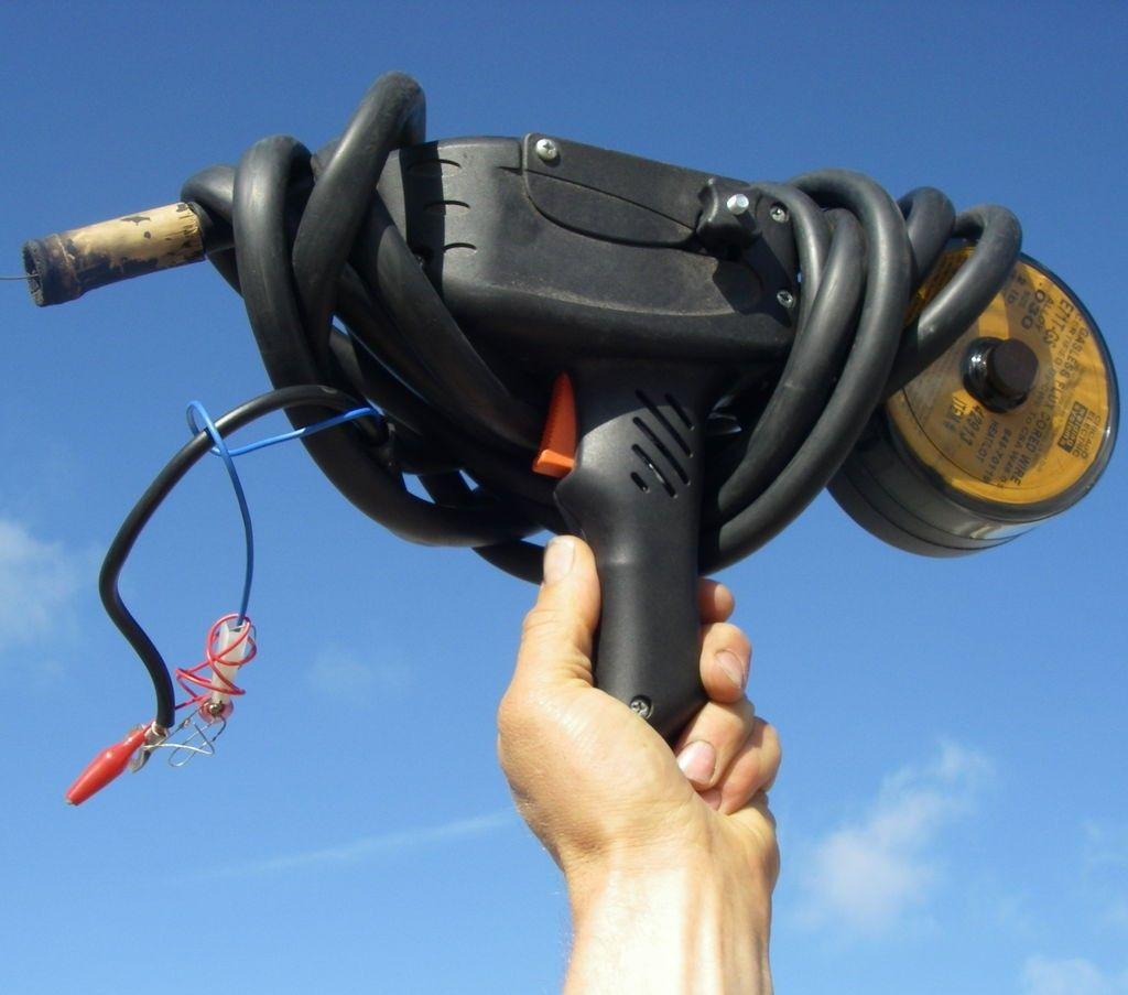 Handheld MIG Welder by TimAnderson -- Homemade handheld MIG welder ...