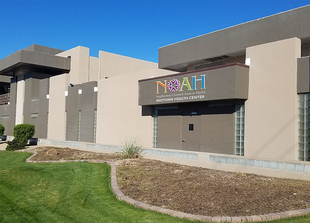 Our new NOAH Midtown Health Center location is NOW OPEN