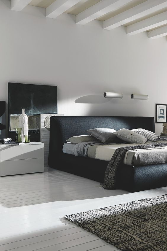 22 Flawless Contemporary Bedroom Designs Modern interiors