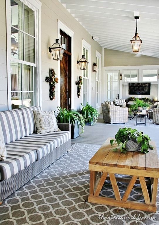 20 Decorating Ideas from the Southern Living Idea House Pinterest
