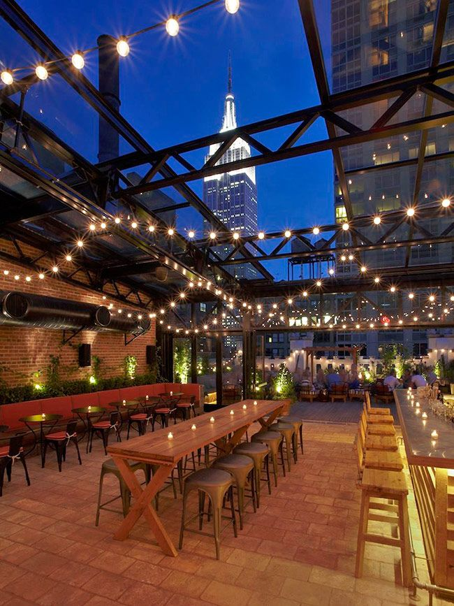 Refinery Hotel, Fashion District, Empire State Building