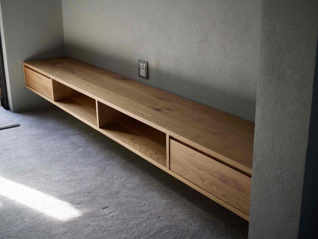 Oak Entertainment unit - WRW & Co | Living room | Pinterest | Mueble ...